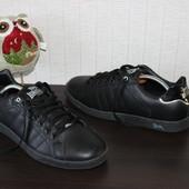 44-45 29 см Lonsdale London Кожаные кроссовки