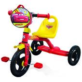 Велосипед трехколесный Disney Сars  с 2-3 лет