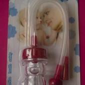 Назальный аспиратор для деток (соплеотсос) 0+
