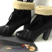 Rockport by adidas супер ботинки, сапоги, ботильоны, зимние, 40 размер