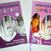 Don Dallas Linda Pelham English 2 Английский книга школа учебник