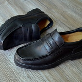 Туфли,ботинки Clarks кожа (42 размер)