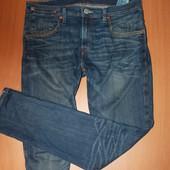 крутейшие джинсы  Levi's  размер 32/32 мужские