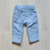 Стильные штаники для мальчика. George. Размер 0-3 месяца. Состояние: новой вещи