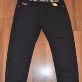 Утепленные коттоновые брюки на флисе для мальчиков-подростков.