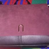 Деловая стильная сумка Италия