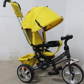 Тили Трайк T-343 велосипед трехколесный Tilly Trike детский пена Eva