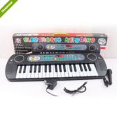 Детский синтезатор MQ033FM