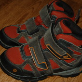 Термо ботинки Jack Wolfskin Texapore 29 р хорошее состояние