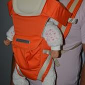Обалденная сумка трансформер  рюкзак кенгуру Aibo Baby 4 в 1