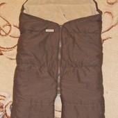 Спальный мешок, конверт, чехол-трансформер на ножки в коляску Canari Baby