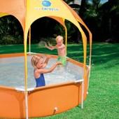 Каркасный круглый бассейн басейн Best Way 56432