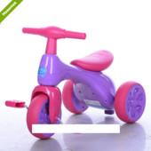 Велосипед трехколесный детский 601S-8 розовый