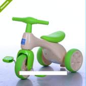 Велосипед трехколесный детский 601S-5 салатовый