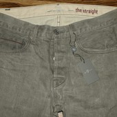 Мужские джинсы 7 For All Mankind, made in usa, selvedge. р. 33-34 50