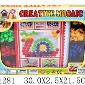 Мозаика в коробке 30,0*2,5*21,5см Тип 1