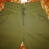Мужские женские унисекс трикотажные спортмвные брюки Everlast