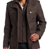 Мужская шерстяная куртка американского премиум-бренда Michael Kors, 50
