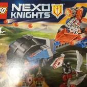 Оригинал Лего нексо найтс Nexo Knights 70319