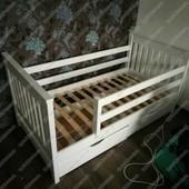 Кроватка Адель c ящиками.В наличии !