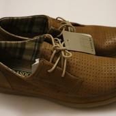 Кожаные туфли Lasocki р40
