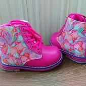 Красивые ботиночки