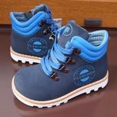 Демісезонні черевички для хлопчиків