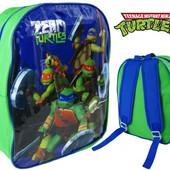 Дошкольный детский рюкзак Черепашки Ниндзя