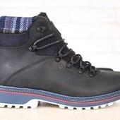 Ботинки Columbia высокие из натур. на меху, р. 40-45, код nvk-2818