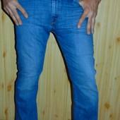 Брендовие стильние джинси Lee (Ли) л.32-34 .