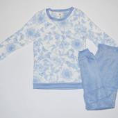 Женская пижама, флис, Primark