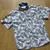 Стильная рубашка Next ( 6 лет )