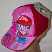 Кепка 4-6 лет Betty Boop*