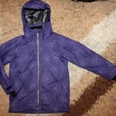 Куртка деми на девочку 128 р