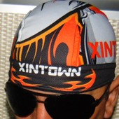Спортивная фирменная вело бандана Xintown 56-58