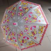 Яркие зонтики для девочек
