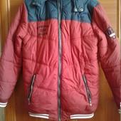 Зимняя куртка для парня