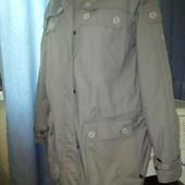 Фирменная альпинистская термокуртка деми новая, без бирки, L XL, уп20