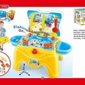 Детский стульчик - игра рыбалка