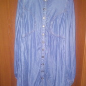 Джинсовое платье 14 р евро!