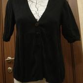 Блузка Mexx оригинал хлопок на 46-48 размер