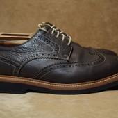 Benelli Swiss Style Brogue туфли броги оксфорды. Оригинал. 43 р.
