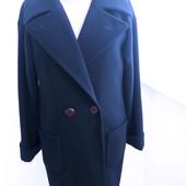 Пальто оверсайз vladlen 70% шерсти