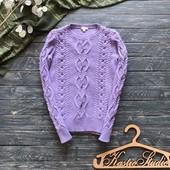 Нежный свитер крупной вязки Gap р-р Хс