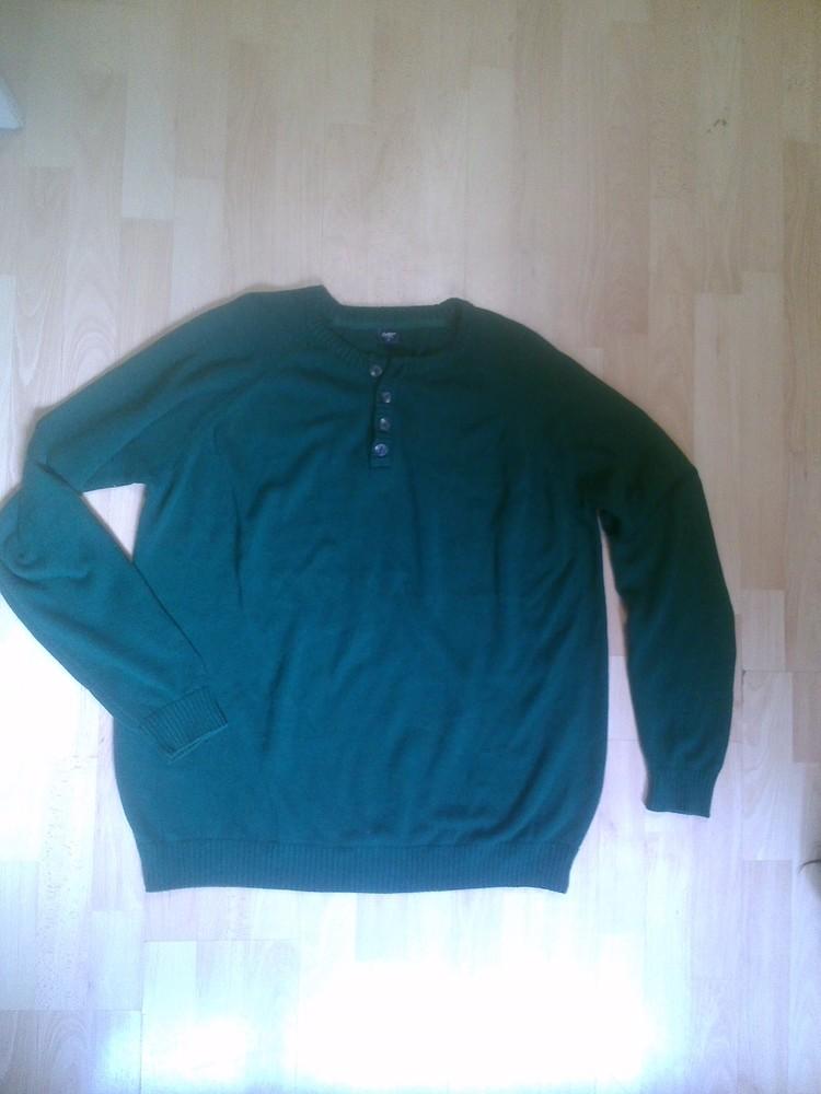 Фирменная кофта свитер XXXL фото №1