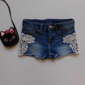 Круті  джинсові шорти  Denim