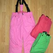Лыжные брюки для девочек и мальчиков Гло-Стори Венгрия рост 98-170