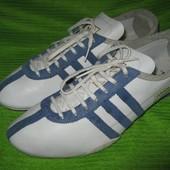 Кроссовки Adidas,р.41,5 стелька 27,5см Кожа