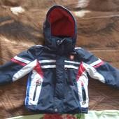 Зимняя куртка и полукомбез!!