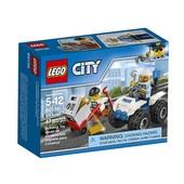 Лего Конструктор Полицейский квадроцикл 60135 Lego
